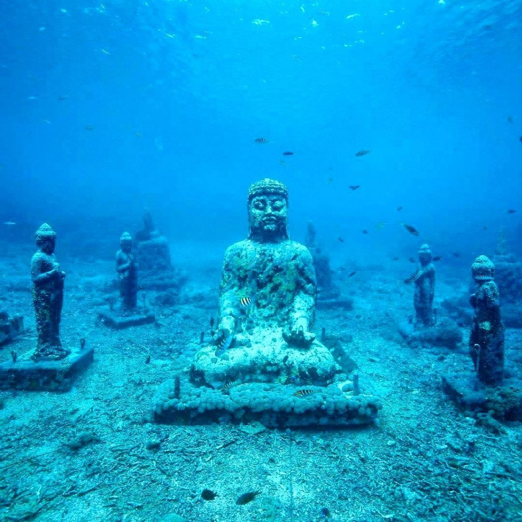 Bali diving spots; Underwater Adventures Post Pandemic Situations