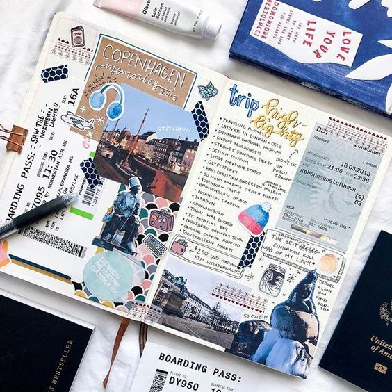 TIPS TO DISPLAY MEMORIES COLLECTED FROM YOUR TRIPS