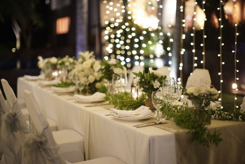 A Rehearsal Dinner Party