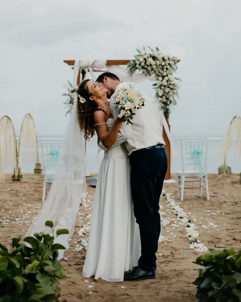 Destination Wedding at Holiday Inn Benoa Nusa Dua