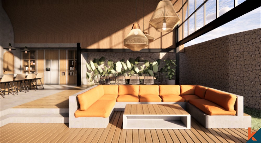 Bali Villas Living Room