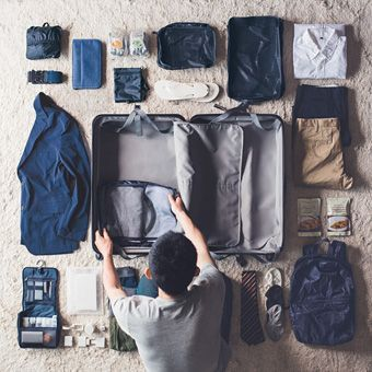 OPT FOR MULTIPURPOSE GEARS TO PACK